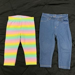 Other - 12 month baby girl pants